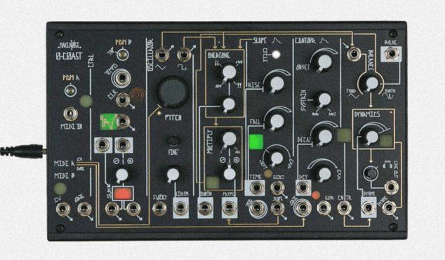 Gunnar Haslam to present modular synth workshop series in Brooklyn