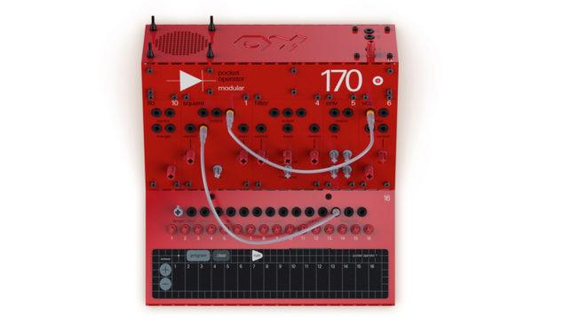 Teenage Engineering's Pocket Operator series goes modular