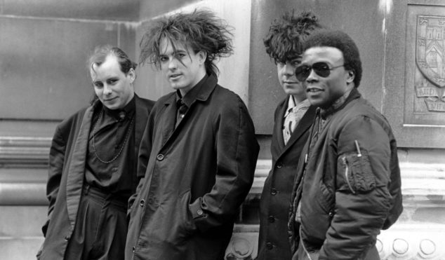 The Cure drummer Andy Anderson dies aged 68