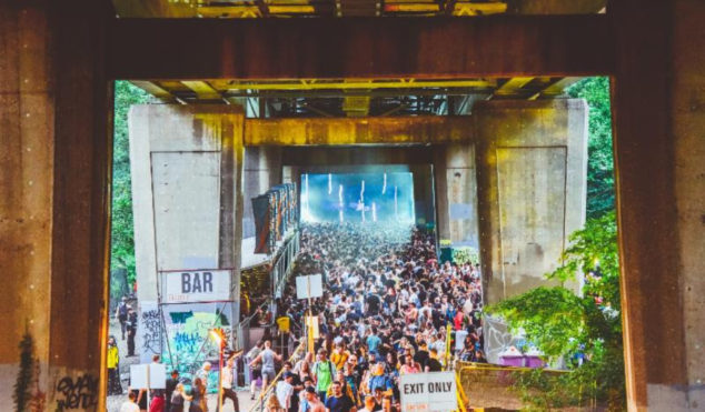 Call Super, Shanti Celeste and rRoxymore to play the FACT stage at Junction 2