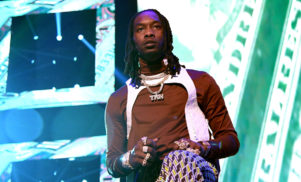 Listen to Offset's debut solo album, FATHER OF 4