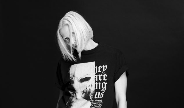 Ellen Allien shares new EP, La Música Es Dios