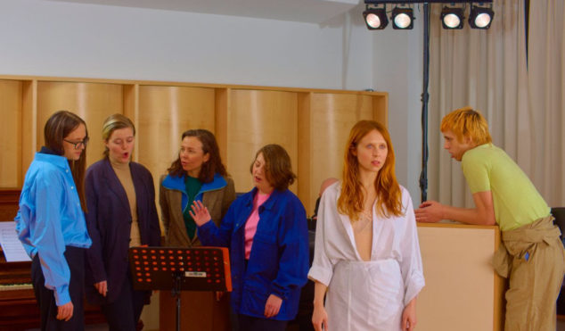 Holly Herndon sings to her A.I. baby on new album PROTO