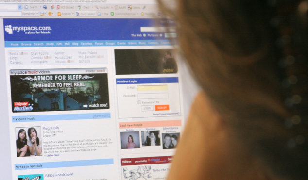 Myspace loses music uploaded between 2003 – 2015