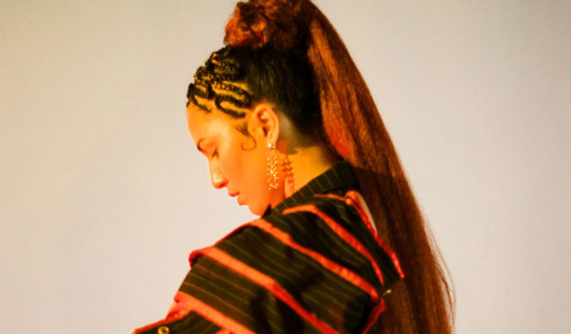 LAFAWNDAH Finds Her Language