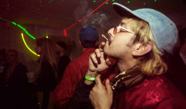 Eartheater, Quest?onmarc and Jasmine Infiniti to play Weed Rave NYC