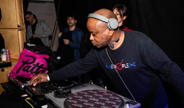 Watch Juan Atkins, Shanti Celeste and more play at Phonica's Record Store Day 2019 party