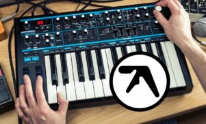 Novation's Bass Station II synth now has an 'Aphex Twin mode'
