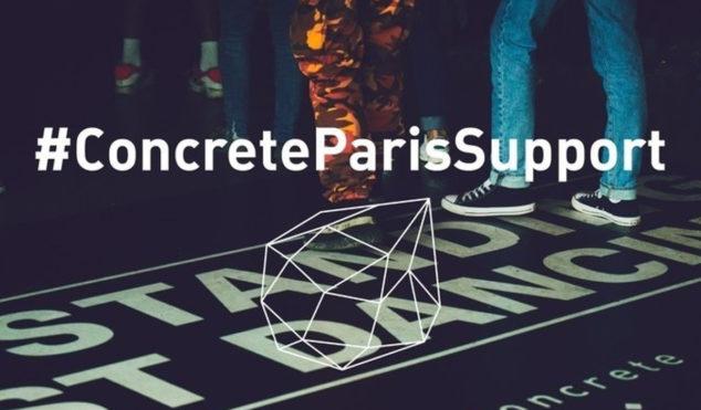Paris nightclub Concrete at risk of closure