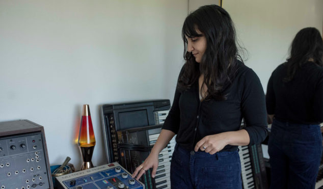 """Sarah Davachi, Alex Zhang Hungtai and Will Oldham to star in """"magical realist mystery"""" film"""