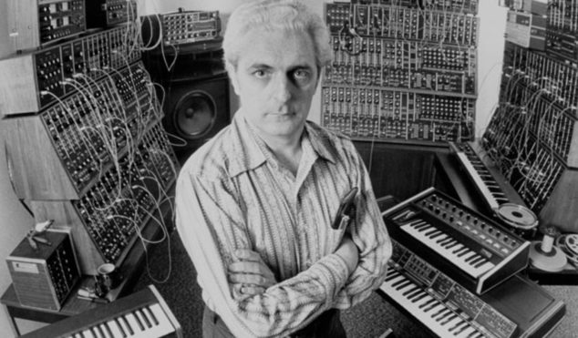 Bob Moog documentary, Electronic Voyager, crowdfunding on Indiegogo