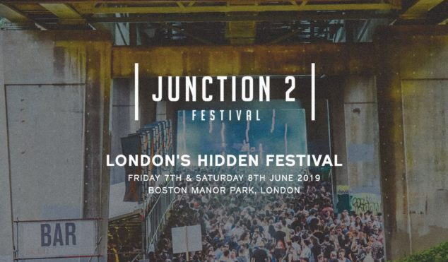Check out FACT's Junction 2 playlist with Batu, rRoxymore and more
