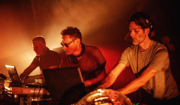 Luke Slater, Steve Bicknell and Function launch new label, LSD