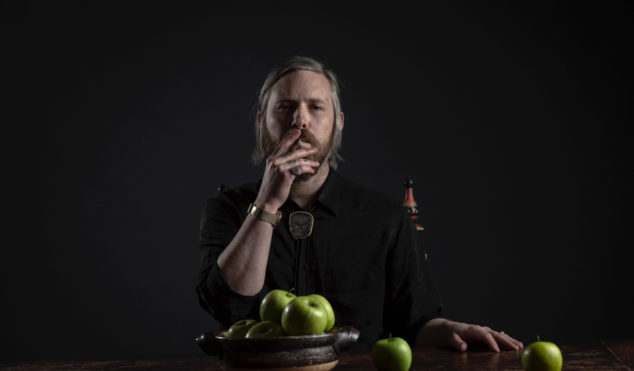 """Blanck Mass exposes the """"serpent of consumerism"""" on Animated Violence Mild"""
