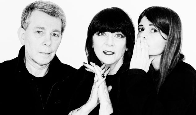Carter Tutti Void return for third and final album, Triumvirate