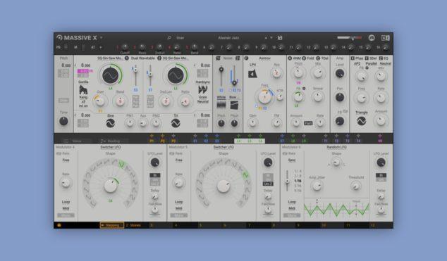 NI releases Massive X, successor to its popular Massive synth
