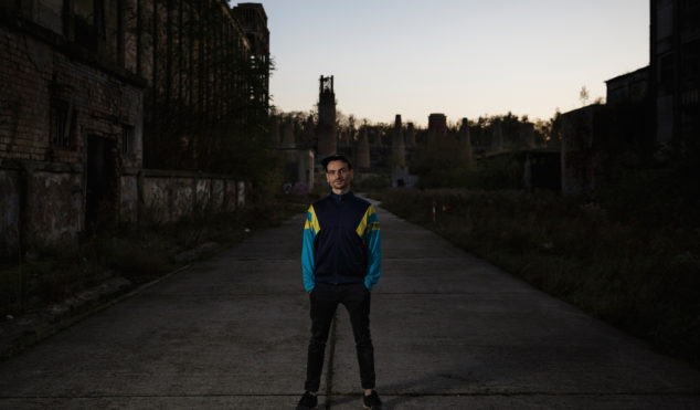 """Barker explores """"gradients of bliss"""" on his debut album, Utility"""