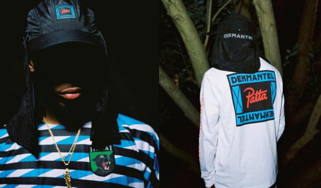 Dekmantel and streetwear label Patta announce 2019 collaboration