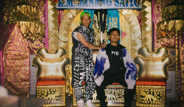 Gabber Modus Operandi explore Indonesian happy hardcore on HOXXXYA