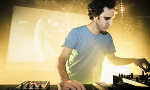 Portrait of Four Tet