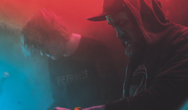 ZONAL (Justin Broadrick & Kevin Martin) join forces with Moor Mother for Wrecked
