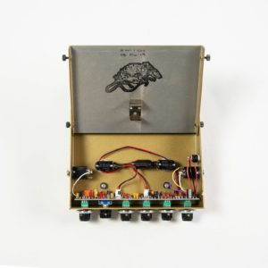 Picture of golden Life Pedal