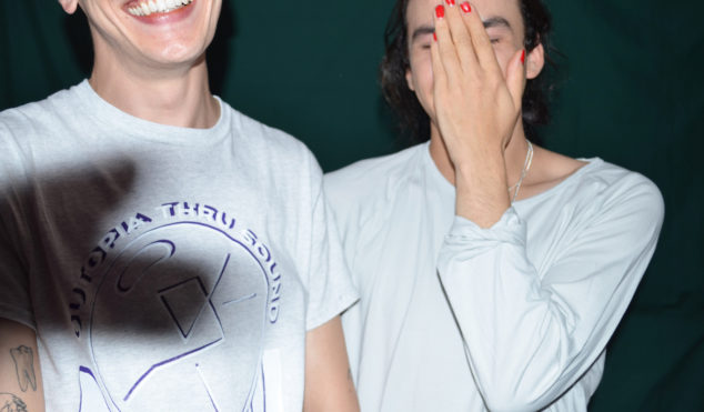 Giant Swan employ weed, beats and brains on their self-titled debut album