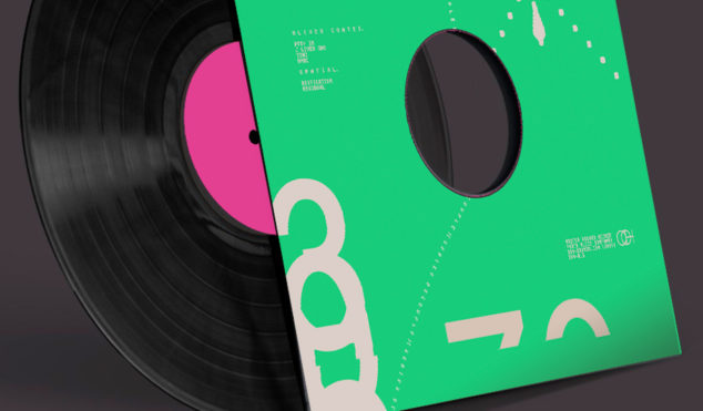 Oliver Coates and Spatial combine modern classical and dub techno for Decouple ][ Series