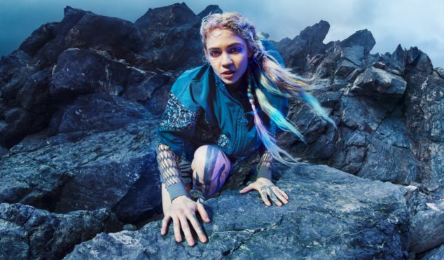 Grimes to release new music this Thursday