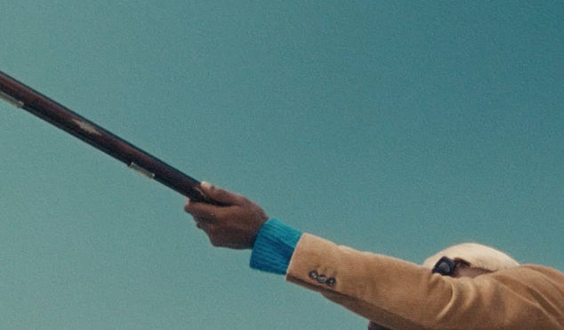 Watch Tyler, The Creator in the new video for 'A BOY IS A GUN'