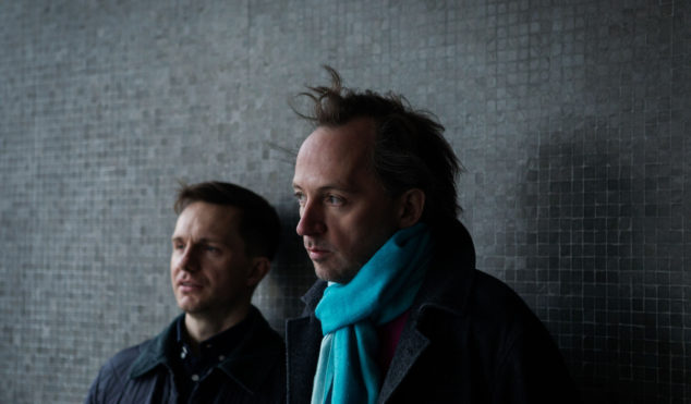 "James McVinnie and Squarepusher make ""eternally modern"" organ music on All Night Chroma"