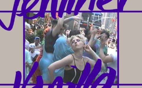 Beats In Space announces new Jennifer Vanilla EP, J.E.N.N.I.F.E.R.