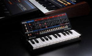 Roland's latest Boutique synth combines the Juno-60 and Juno-106
