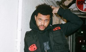 Portrait of The Weeknd