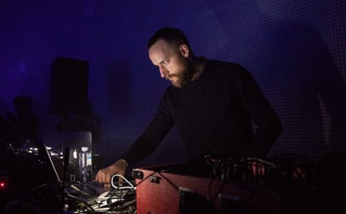 Cam Deas returns to The Death of Rave with Mechanosphere