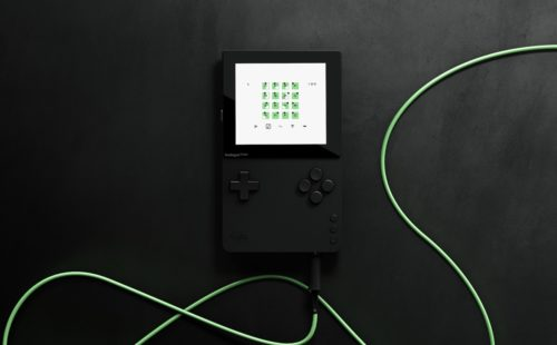 Analogue Pocket is a Game Boy, synth and sequencer in one