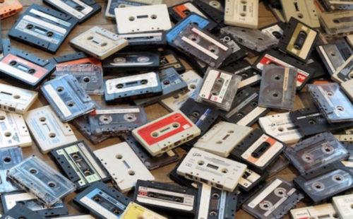 Worldwide gamma ferric oxide shortage delays cassette tape production