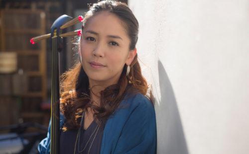 Japanese folk singer Chitose Hajime remixed by Ryuichi Sakamoto, Ras G and Tim Hecker
