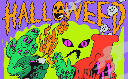 DJ Assault, Kamixlo and Kelman Duran to play Halloween Weed Rave