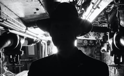 Lawrence English to perform inside a submarine at the Fremantle Biennale