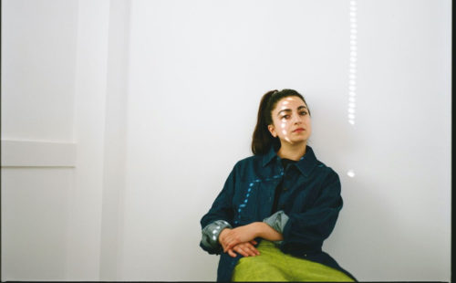 Shiva Feshareki recycles her entire back catalog on 'Vapour'