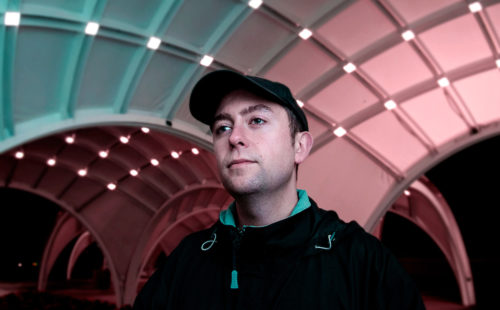 Sim Hutchins launches interactive website alongside Club Love EP