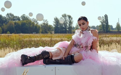 Charli XCX shares video for 'White Mercedes' from third album Charli