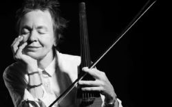 Portrait of Laurie Anderson