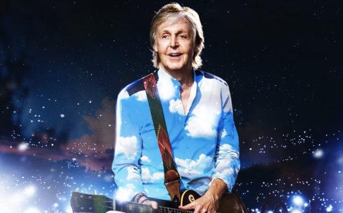 Paul McCartney to headline Glastonbury Festival 2020