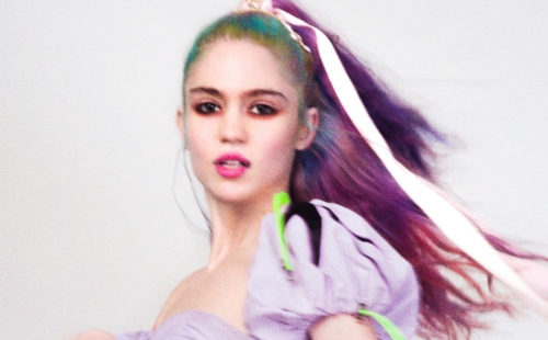 Grimes shares new track, 'So Heavy I Fell Through the Earth'