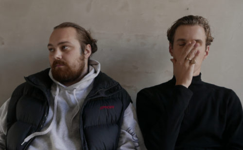 Croatian Amor and Varg join forces for Body Of Carbon