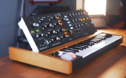 Behringer unveils polyphonic keyboard clone of Moog's Model D synth