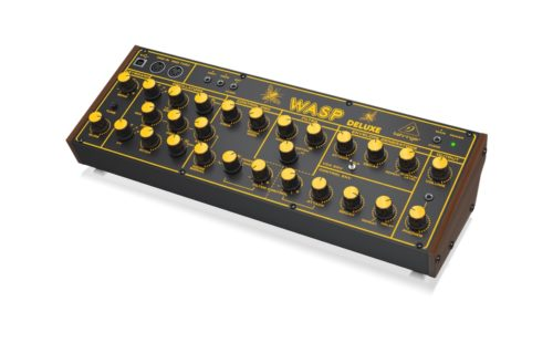 Behringer launches $299 clone of classic Wasp synthesizer