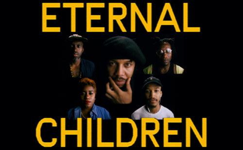 Equiknoxx star in 16mm short film, Eternal Children